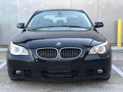 2006 BMW 5 Series for sale at Delta Auto Alliance in Houston TX