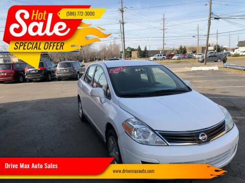 2011 Nissan Versa for sale at Drive Max Auto Sales in Warren MI