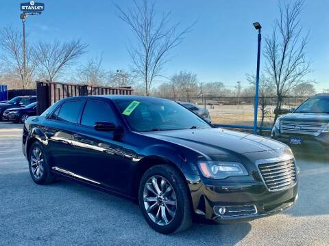 2014 Chrysler 300 for sale at Stanley Automotive Finance Enterprise - STANLEY DIRECT AUTO in Mesquite TX