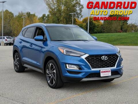 2020 Hyundai Tucson for sale at Gandrud Dodge in Green Bay WI