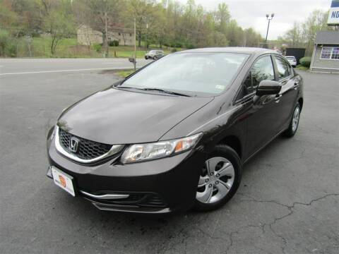 2014 Honda Civic for sale at Guarantee Automaxx in Stafford VA