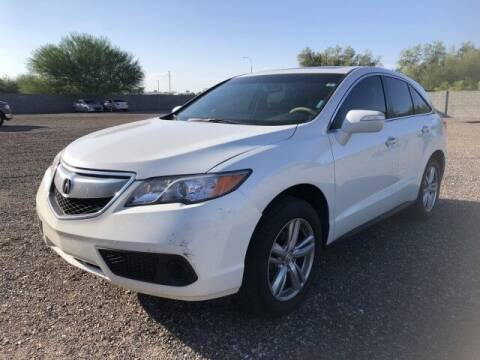 2015 Acura RDX for sale at Curry's Cars Powered by Autohouse - AUTO HOUSE PHOENIX in Peoria AZ