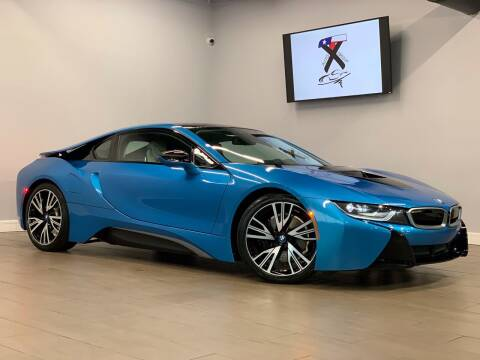 2016 BMW i8 for sale at TX Auto Group in Houston TX