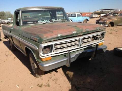 1972 Ford F-100 for sale at Haggle Me Classics in Hobart IN