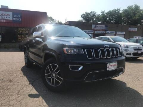 2018 Jeep Grand Cherokee for sale at PAYLESS CAR SALES of South Amboy in South Amboy NJ