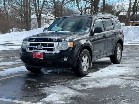 2008 Ford Escape for sale at Hillcrest Motors in Derry NH