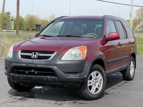 2004 Honda CR-V for sale at MAGIC AUTO SALES in Little Ferry NJ
