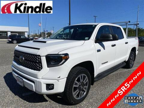 2019 Toyota Tundra for sale at Kindle Auto Plaza in Cape May Court House NJ