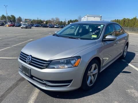 2012 Volkswagen Passat for sale at MFT Auction in Lodi NJ
