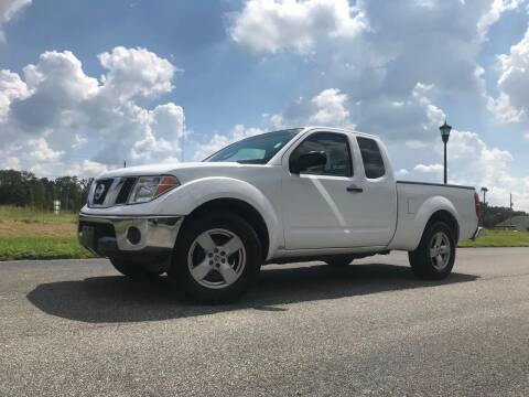 2008 Nissan Frontier for sale at ICar Florida in Lutz FL