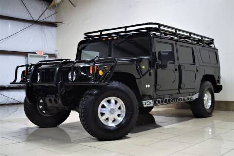 1995 AM General Hummer for sale at ROADSTERS AUTO in Houston TX
