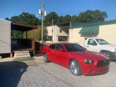 2012 Dodge Charger for sale at MOUNTAIN CITY MOTORS INC in Dalton GA
