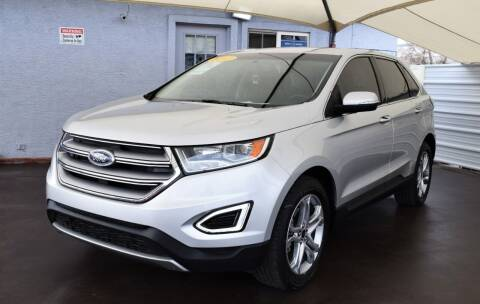 2017 Ford Edge for sale at 1st Class Motors in Phoenix AZ