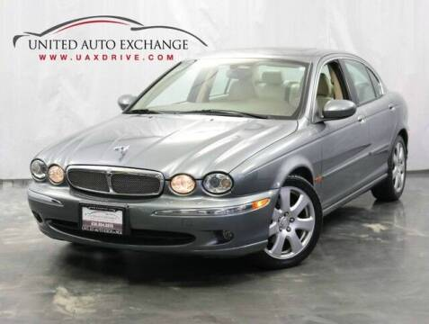 2006 Jaguar X-Type for sale at United Auto Exchange in Addison IL