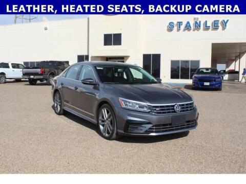 2017 Volkswagen Passat for sale at STANLEY FORD ANDREWS in Andrews TX
