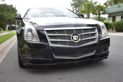 2011 Cadillac CTS for sale at Monaco Motor Group in Orlando FL