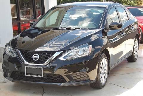 2017 Nissan Sentra for sale at Avi Auto Sales Inc in Magnolia NJ