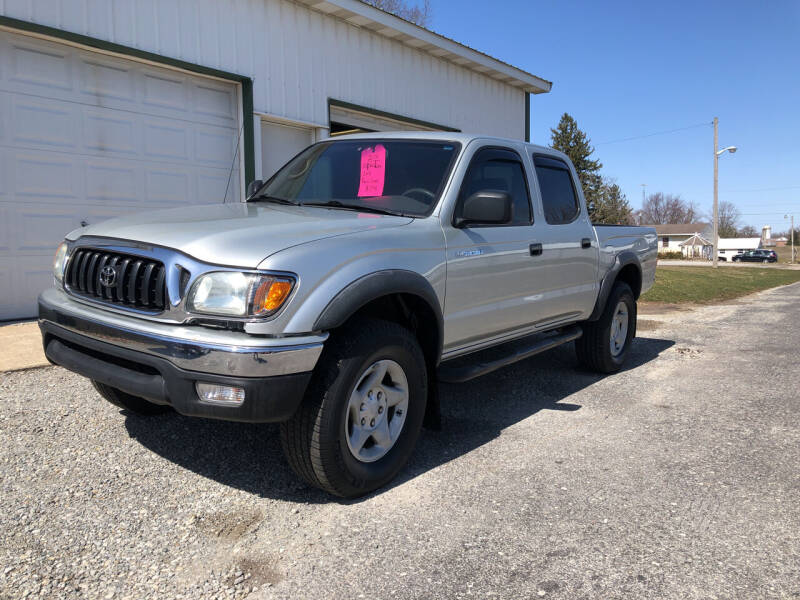 2003 Toyota Tacoma for sale at Purpose Driven Motors in Sidney OH