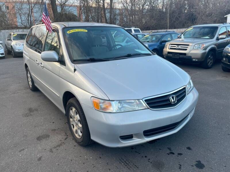 2004 Honda Odyssey for sale at Auto Revolution in Charlotte NC