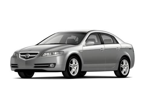 2007 Acura TL for sale at Bill Gatton Used Cars - BILL GATTON ACURA MAZDA in Johnson City TN