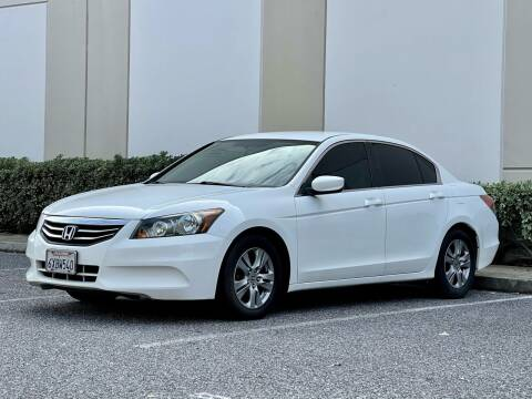 2012 Honda Accord for sale at Carfornia in San Jose CA