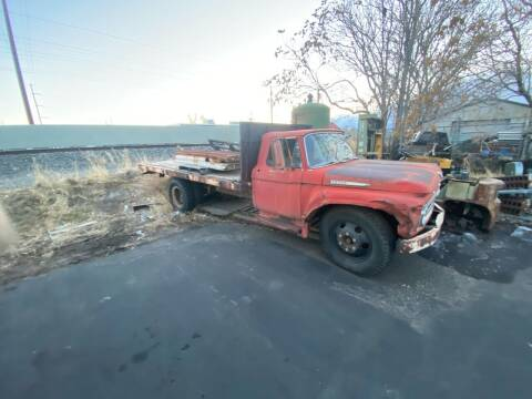 1961 Ford C-600