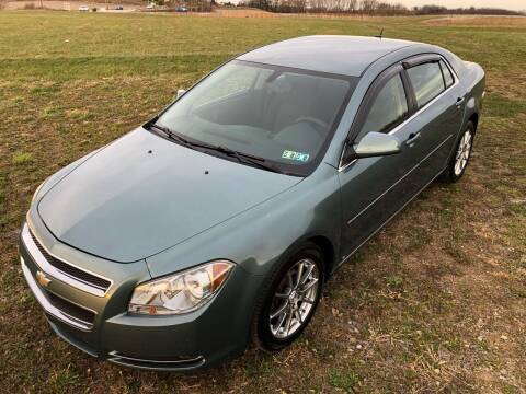 2009 Chevrolet Malibu for sale at Linda Ann's Cars,Truck's & Vans in Mount Pleasant PA