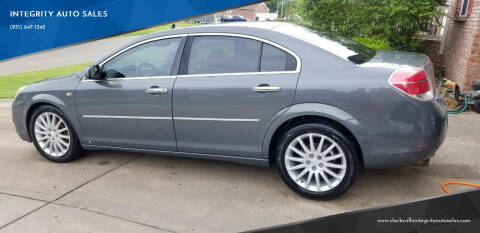 2008 Saturn Aura for sale at INTEGRITY AUTO SALES in Clarksville TN