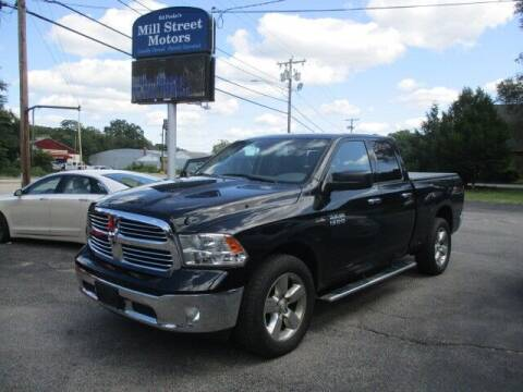 2014 RAM Ram Pickup 1500 for sale at Mill Street Motors in Worcester MA