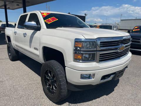 2014 Chevrolet Silverado 1500 for sale at Top Line Auto Sales in Idaho Falls ID