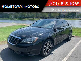 2011 Chrysler 200 for sale at Hometown Motors in Maumelle AR