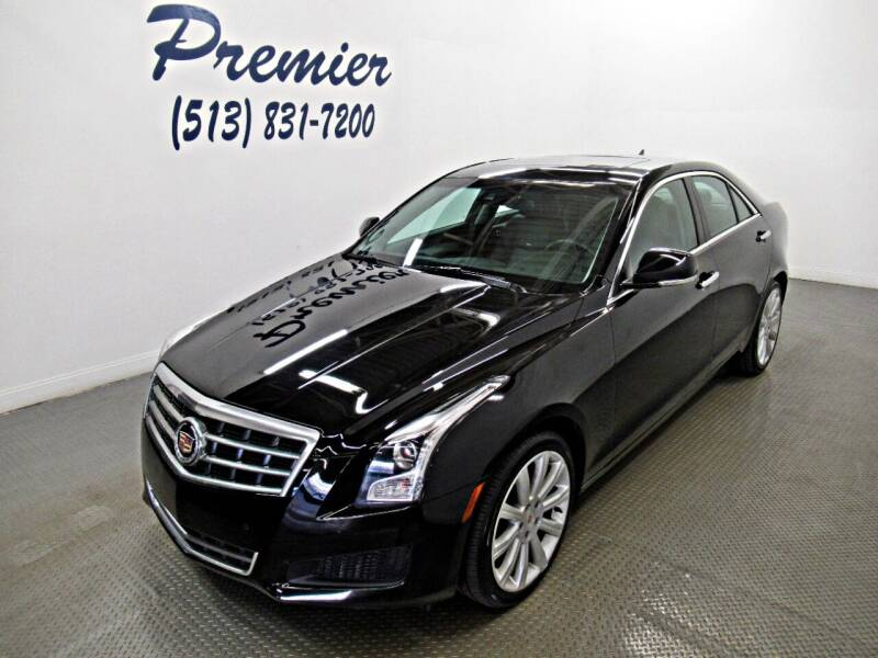 2014 Cadillac ATS for sale at Premier Automotive Group in Milford OH