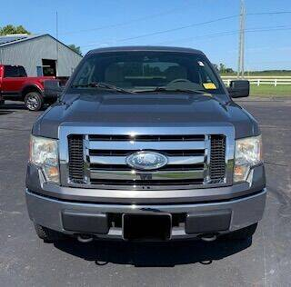 2009 Ford F-150 for sale at Utah Credit Approval Auto Sales in Murray UT