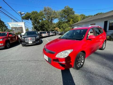 2012 Hyundai Elantra Touring for sale at Sports & Imports in Pasadena MD