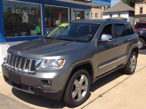 2013 Jeep Grand Cherokee for sale at Sindic Motors in Waukesha WI