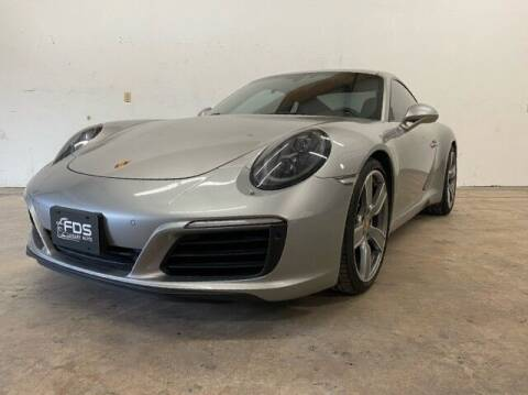 2017 Porsche 911 for sale at FDS Luxury Auto in San Antonio TX