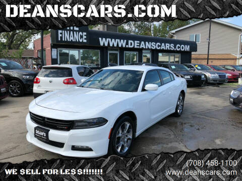 2016 Dodge Charger for sale at DEANSCARS.COM in Bridgeview IL