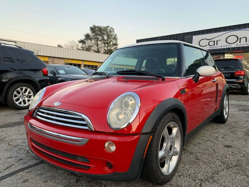 2006 MINI Cooper for sale at Car Online in Roswell GA