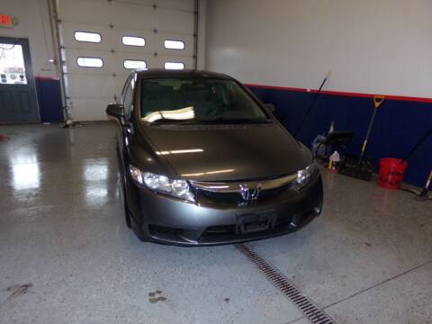 2010 Honda Civic for sale at Pool Auto Sales Inc in Spencerport NY