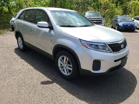 2015 Kia Sorento for sale at BETTER BUYS AUTO INC in East Windsor CT