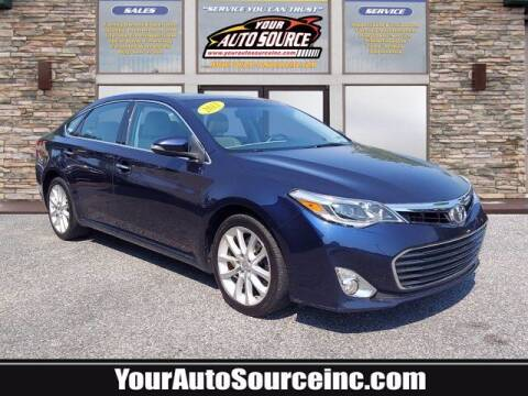 2013 Toyota Avalon for sale at Your Auto Source in York PA