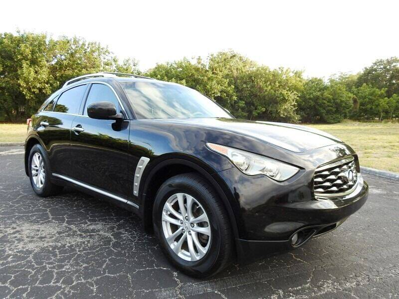 2010 Infiniti FX35 for sale at SUPER DEAL MOTORS 441 in Hollywood FL