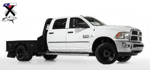 2017 RAM Ram Chassis 3500 for sale at TX Auto Group in Houston TX