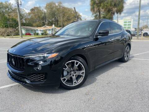 2017 Maserati Levante for sale at CHECK  AUTO INC. in Tampa FL