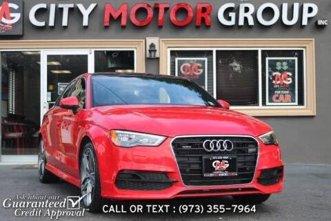 2016 Audi A3 for sale at City Motor Group, Inc. in Wanaque NJ