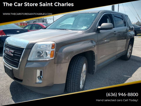 2012 GMC Terrain for sale at The Car Store Saint Charles in Saint Charles MO
