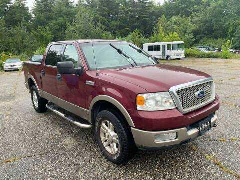 2004 Ford F-150 for sale at Cars R Us Of Kingston in Kingston NH