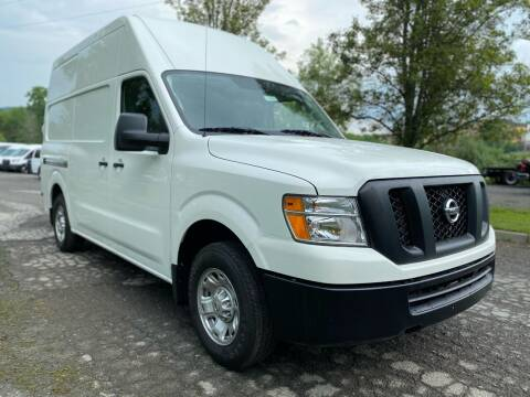 2021 Nissan NV Cargo for sale at HERSHEY'S AUTO INC. in Monroe NY