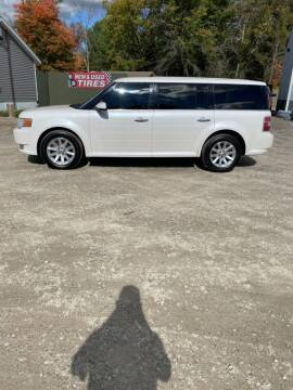 2011 Ford Flex for sale at Hilltop Auto in Prescott MI