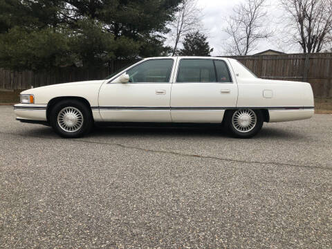 1995 Cadillac DeVille for sale at Superior Wholesalers Inc. in Fredericksburg VA